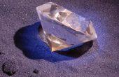 Zijn diamanten een natuurlijke hulpbron?
