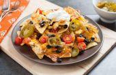 Hoe maak je kip van de Mexicaanse Nachos