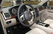 How to Reset Keyless externe zenders in een Jeep Grand Cherokee