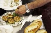 Doe het zelf: bruiloft receptie voedsel voor 125 gasten