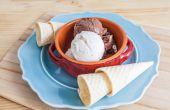 Hoe maak je Homemade ijs
