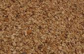De verschillende soorten houtsnippers & wat ze worden gebruikt voor