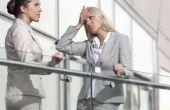 Hoe te reageren op een Tattle-vertellen mede-werker
