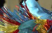 Hoe maak je een jurk van Indiase Wing