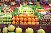 Hoe Soak groenten & Fruit in zee zout Water te verwijderen van pesticiden
