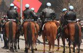 Vrede Officer normen & Training certificering