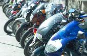 Hoe om te herstellen van Rusty motorfiets Chrome spatborden