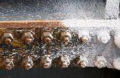 Chemicaliën die worden gebruikt voor het verwijderen van roest & corrosie