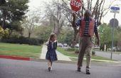 Hoe leren kinderen veiligheid verkeersregels
