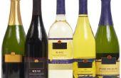 Het koppelen van Quiche en wijn