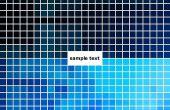 Hoe mensen te trekken in pixelart