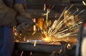 Hoe schoon roestvrij staal lassen