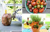 Hoe om uw tuin klaar voor de zomer