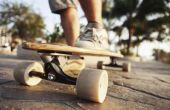 Kunt u skateboarden voor gewichtsverlies?