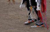 How to Make Cherokee mocassins