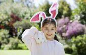 How to Make konijn oren staan boven op een kostuum