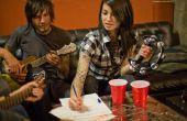Hoe schrijf je het vers in een lied