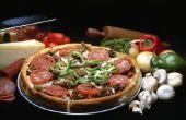 Hoe lang voor het bakken van een Pizza met allerlei Toppings?