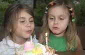 Kinderen kapsels voor verjaardagsfeestjes