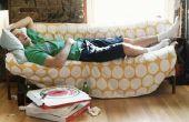 Hoe te splitsen een slaapgedeelte vanuit de woonkamer in een Studio-appartement