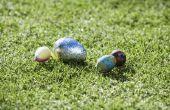 Spelletjes voor kinderen en jongeren op een kerk Pasen-feest