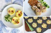 Gemakkelijke, snelle maaltijden voor peuters