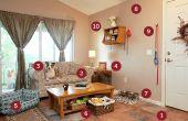 10 manieren om te maken een huis hond-Friendly