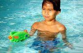 Hoe zorg voor een Easy Set zwembad