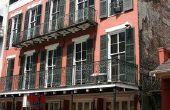 Hotels in New Orleans met overdekte zwembaden