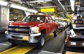 Geschiedenis van de Chevy Four-Wheel-Drive Pickup