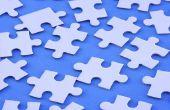 Hoe maak je een puzzel met behulp van MS Word