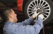 Hoe te verwijderen van de gebroken wiel sloten uit een auto