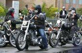 Hoe druk Test een Harley Davidson Tank