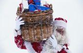 Ideeën voor goedkope Christmas Gift Baskets