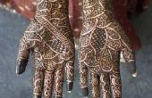 Nadelen van Henna tatoeages
