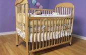 Hoe om ruimte te maken voor een Baby in een appartement met 1 slaapkamer
