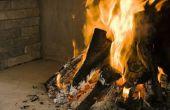 NFPA-goedgekeurde muur beschermingssystemen voor houtkachels