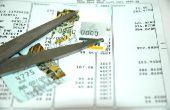 Hoe de berekening van de maandelijkse financieringskosten van de creditcard