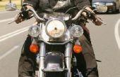 How to Install een licht rijden op een Harley-Davidson Softail