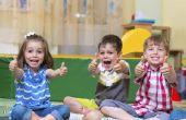 Hoger niveau denken vaardigheid activiteiten voor de kleuterschool
