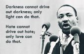 Hoe ter ere van Martin Luther King Jr. Day