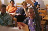 Hoe te spelen van gevaar in de klas