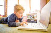 Hoe maak je een gratis Website voor kinderen