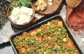Hoe om te koken vegetarisch met een NuWave