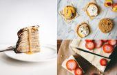 Unieke Desserts die de klassieke Cookie recept aan schande zetten