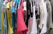 Hoe maak je een Rolling kleding rek
