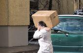 Hoe te bevestigen van uw UPS verzendlabel
