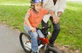 Hoe te leren van een kind een fiets te rijden