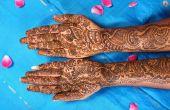 How to Get Rid van Henna tatoeages