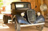 Hoe te identificeren van een pick-up van 1942 tot 1947 Ford